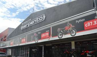 Motos Serpento – El Salvador