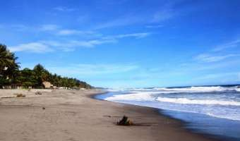 Playas en El Salvador