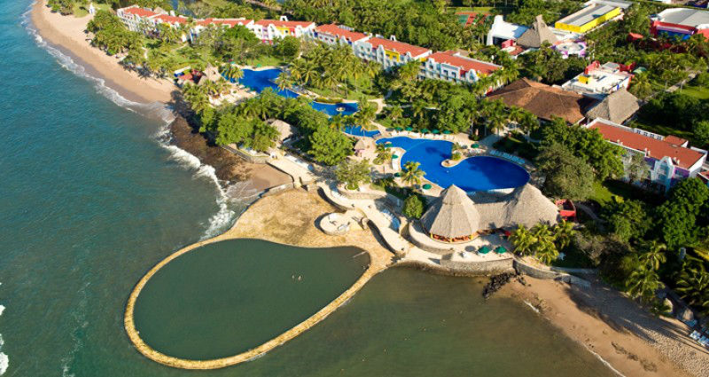 Royal Decameron Hotel en playa Salinitas