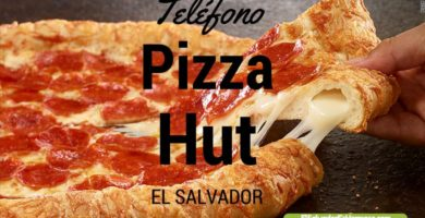 pizza hut el salvador