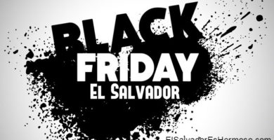 Black Friday en El Salvador