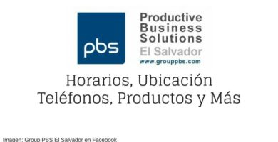 pbs El Salvador
