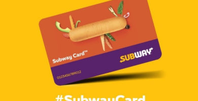 Subway Card El Salvador