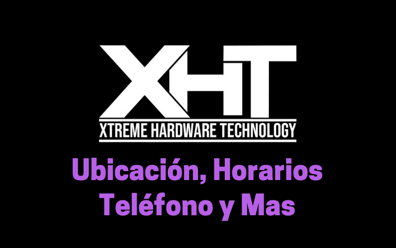 XHT-Xtreme-Hardware-Technology
