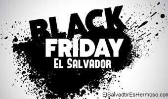 Black Friday 2016 El Salvador
